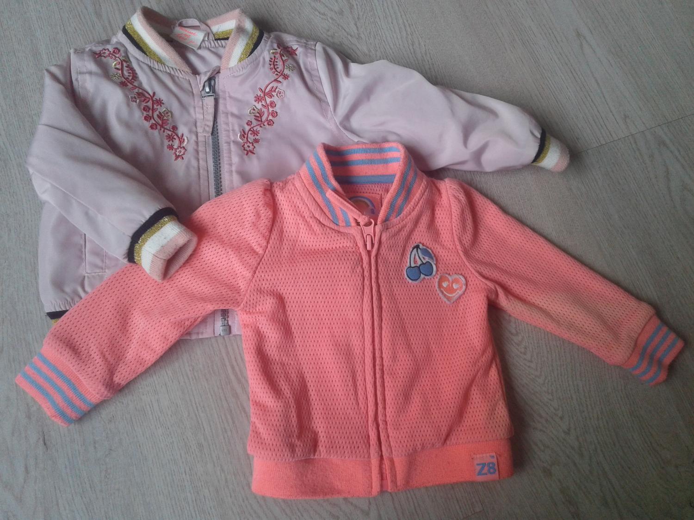 958e7144818673 Lief kleding pakket meisje 68-74 met super gave jasjes ...